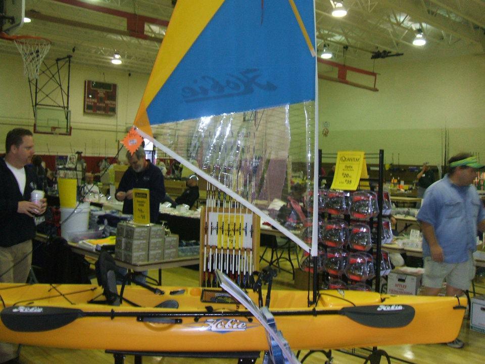 Fishing flea market returns saturday to ocean city for Fishing flea market nj