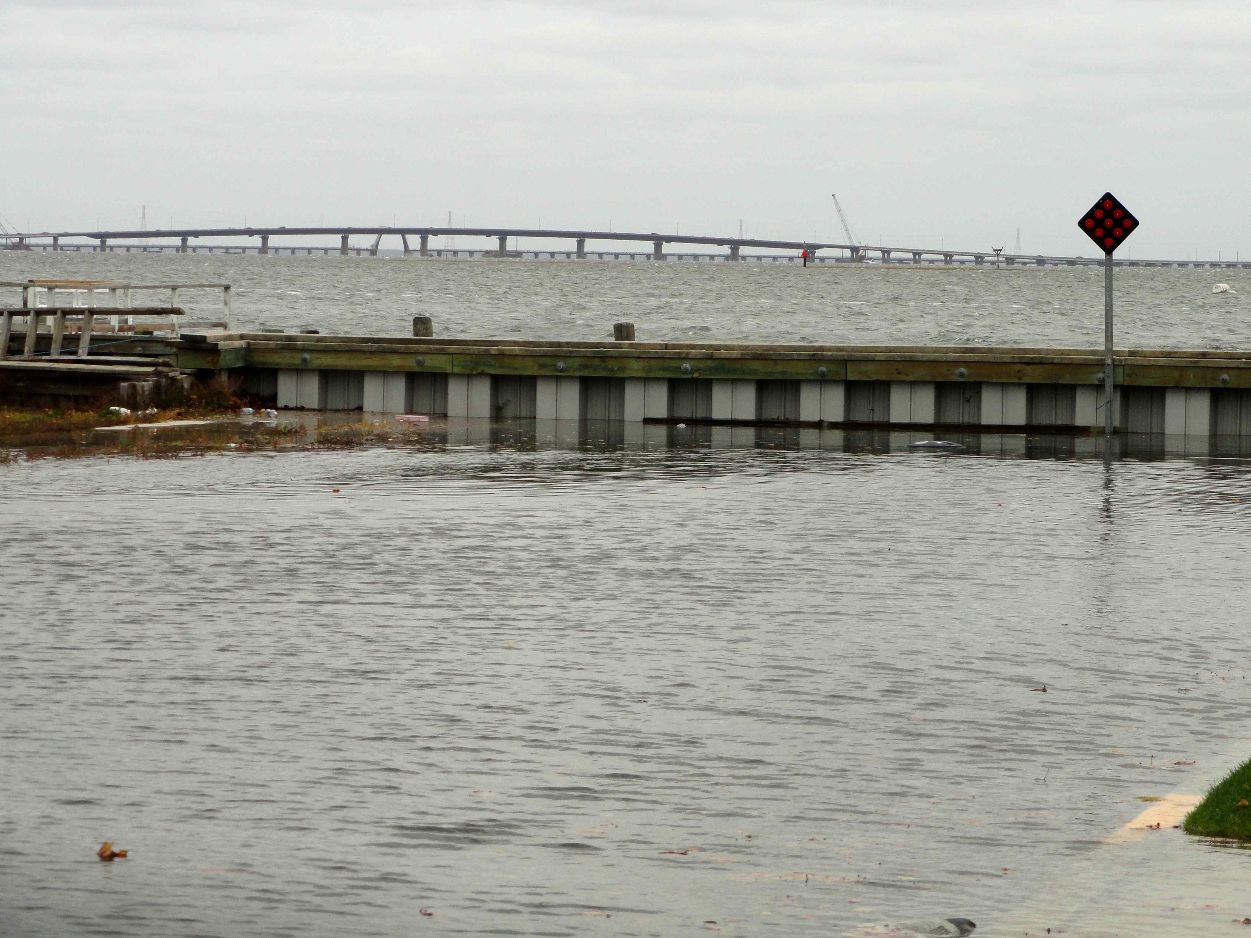 Coastal storm to bring minor tidal flooding to ocean city for Ocean city nj surf fishing report