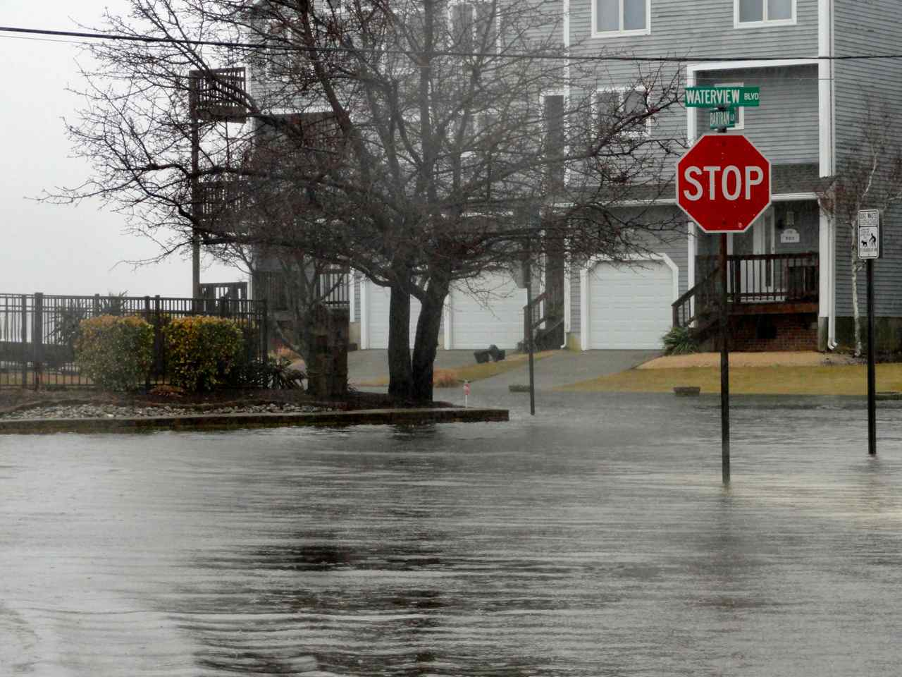 Ocean city to try bold plan to rescue flood prone merion for Ocean city nj surf fishing report