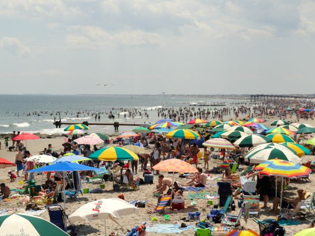 A New Ordinance Offers Free Beach Tags To All U S Military Veterans Who Visit Ocean City