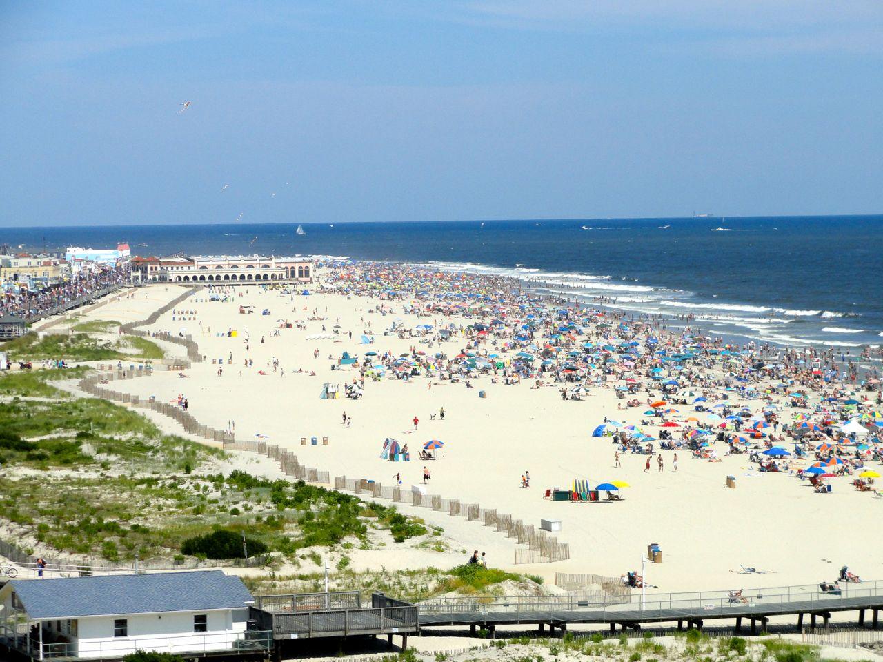 Ocean city wins big in top beaches contest ocnj daily for Ocean city nj fishing report