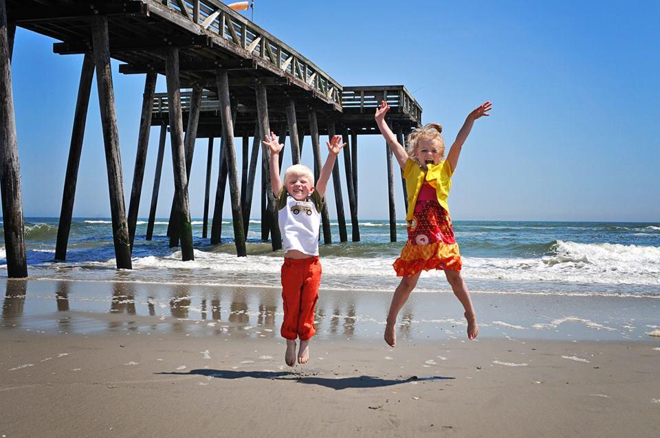 Ocean city named top pick for family vacation spot ocnj for Ocean city nj surf fishing report