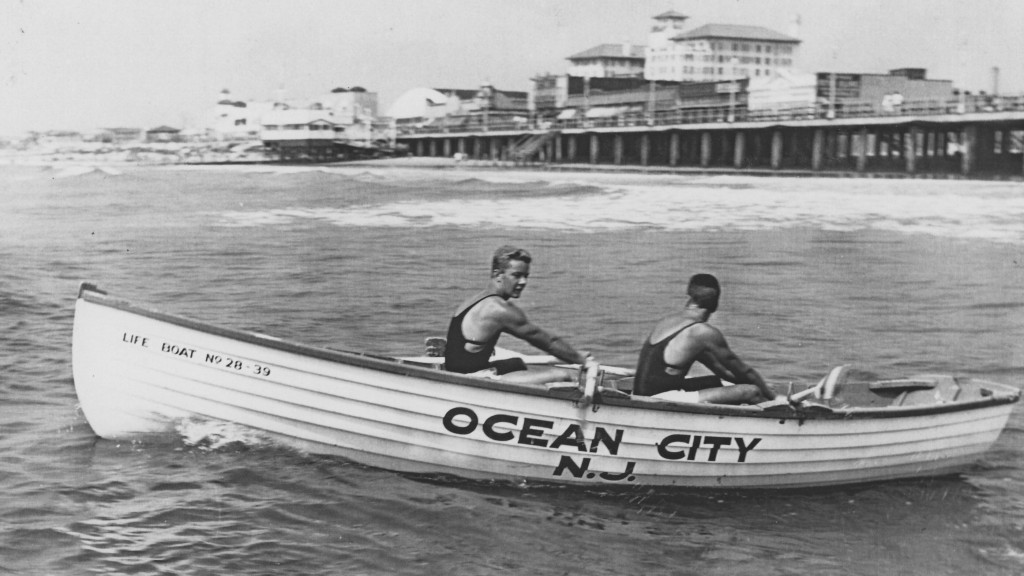 Ocbp then and now memorial day wreath ceremony on may 26 for Ocean city nj surf fishing report