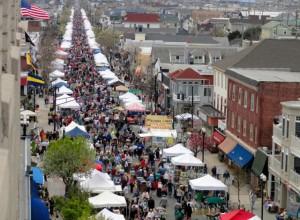 Ocean City's Downtown Wins People's Choice Award