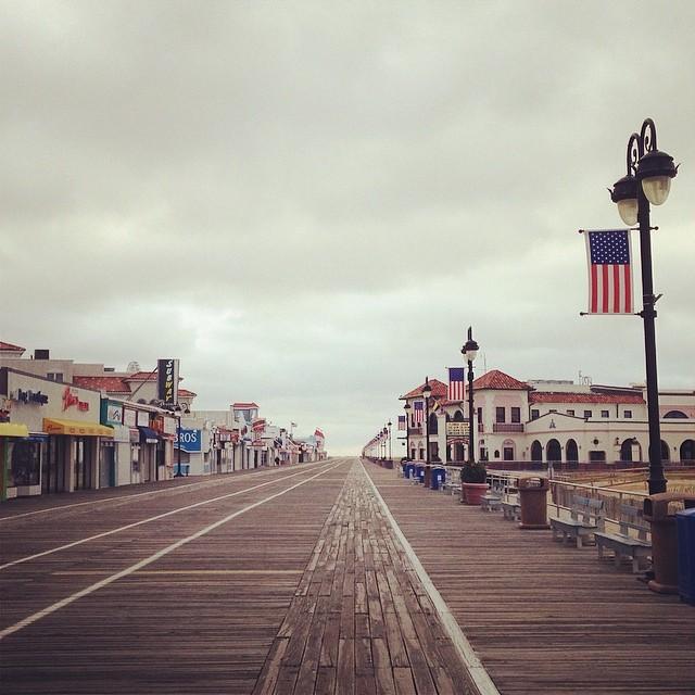 Boardwalk Ocnj Daily