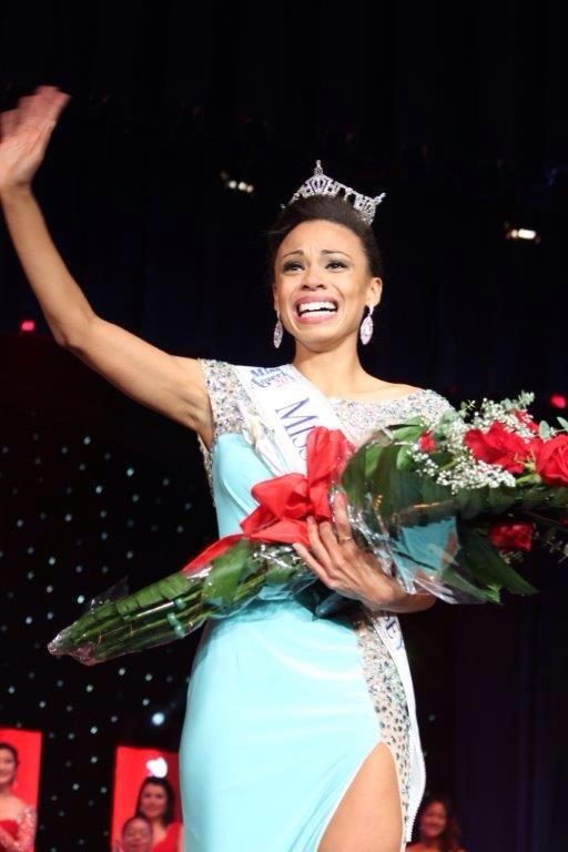 Cierra Kaler Jones Crowned Miss New Jersey Ocnj Daily