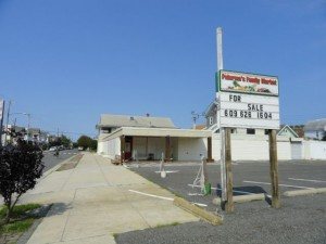 The site of the former Palermo's Market could be rezoned to allow the construction of duplexes on the block of Asbury Avenue between Fourth and Fifth Streets in Ocean City, NJ.