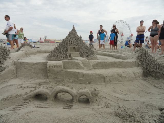 What to do in ocean city nj week of august 2 to 10 for Ocean city nj surf fishing report