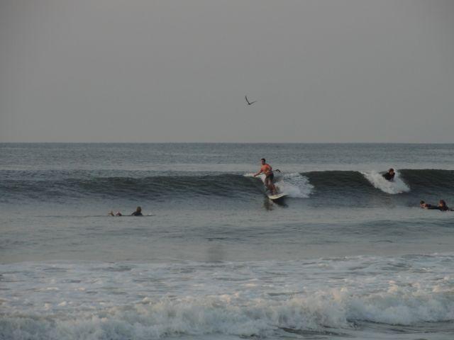 Bertha brings long awaited surf to ocean city ocnj daily for Ocean city nj surf fishing report