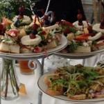 Special Holiday High Tea at Flanders With Gifts for Guests
