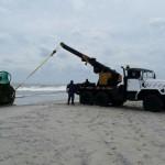 Ocean City Public Works Crew Rescues Coast Guard Buoy