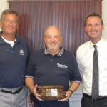 Phil Birnbaum Honored for Commitment to Ocean City Tennis