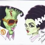 'Frankenstein' Returns to Haunt and Humor Ocean City Library