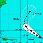 Tropical Storm Edouard Won't Come Close to Ocean City