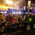 Great Night and Great Turnout for Ocean City Halloween Parade