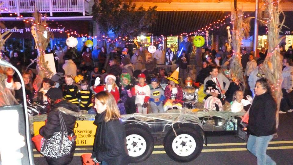 Halloween Parade | OCNJ Daily