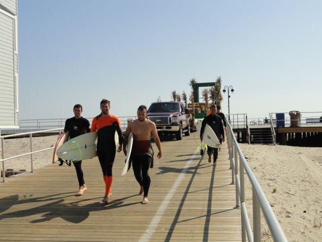 Free boardwalk hay rides in ocean city on sunday ocnj daily for Ocean city nj surf fishing report