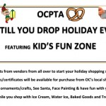 """O.C. PTA Invites All to """"Shop 'Til You Drop"""" on Saturday"""