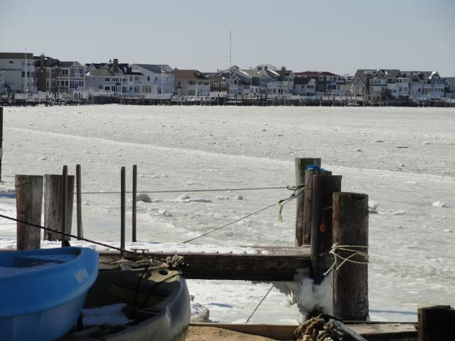 The big chill continues in ocean city nj ocnj daily for Ocean city nj surf fishing report