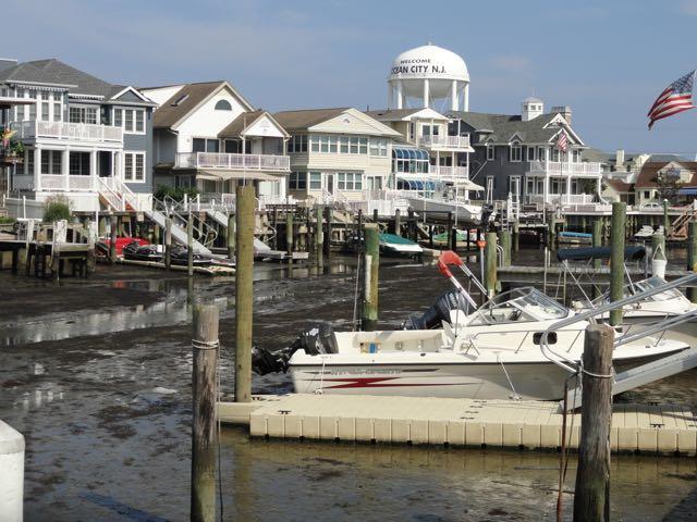 Ocean city to seek bids on snug harbor and carnival bayou for Ocean city nj surf fishing report