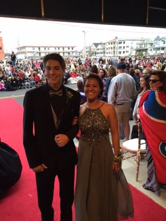Image Gallery Ocean City High School Prom Red Carpet