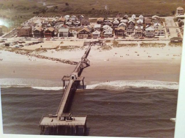 Photo gallery and memories of 59th street pier in ocean for Ocean city nj surf fishing report
