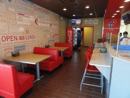 Domino S Pizza Opens At Ninth And Asbury In Ocean City