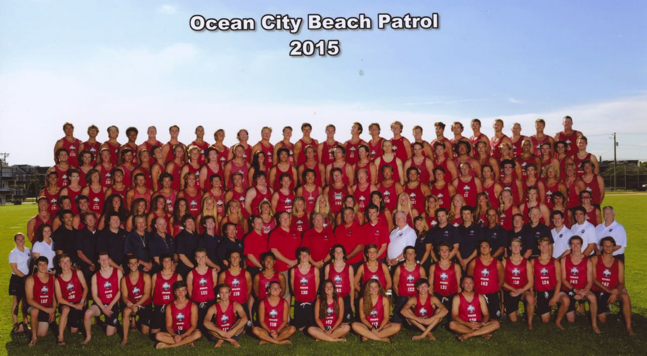 Ocbp then and now roundup of summer 2015 ocnj daily for Ocean city nj surf fishing report