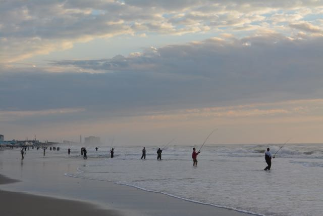 48th annual surf fishing tourney set for oct 17 in ocean for Surf fishing nj