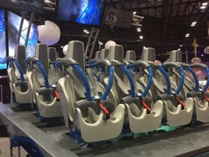 Twelve people at a time will be launched at 64 mph on a new roller coaster ride at Playland's Castaway Cove starting in summer 2016.