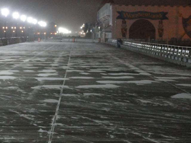 Winter Storm Bears Down on Ocean City | OCNJ Daily