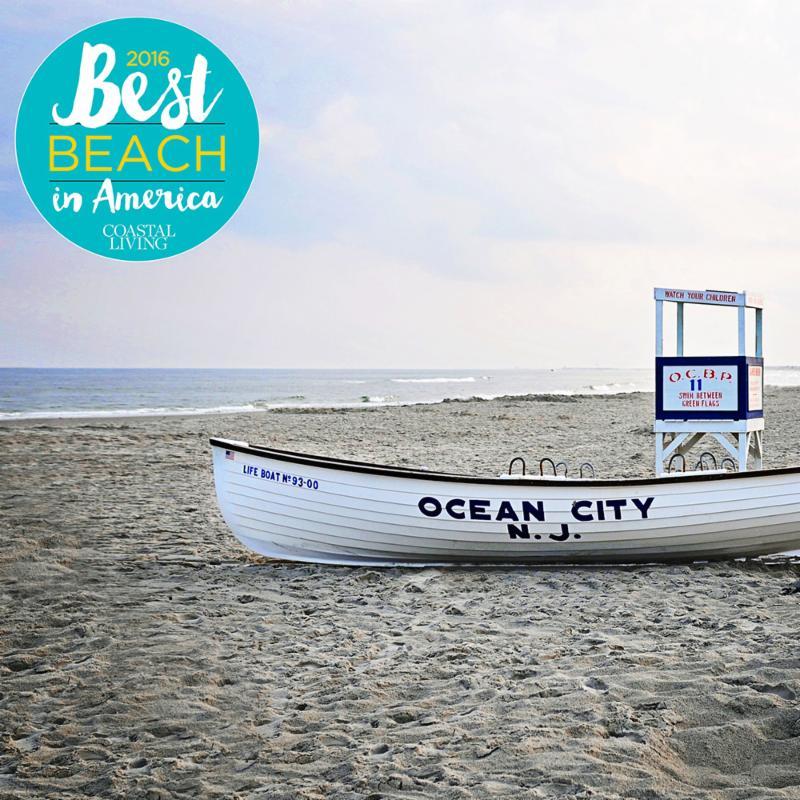 Best beach in america please vote for ocean city nj for Ocean city nj surf fishing report