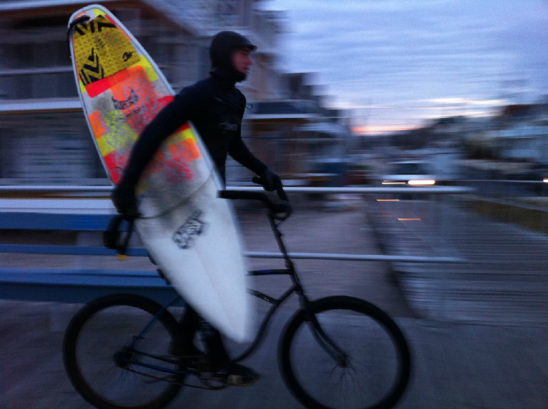 Bike Surfer