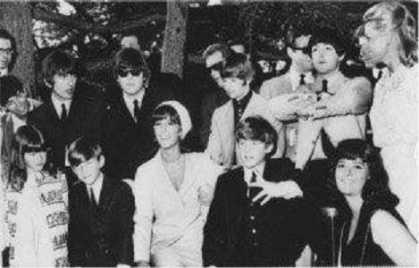 Meeting the Beatles