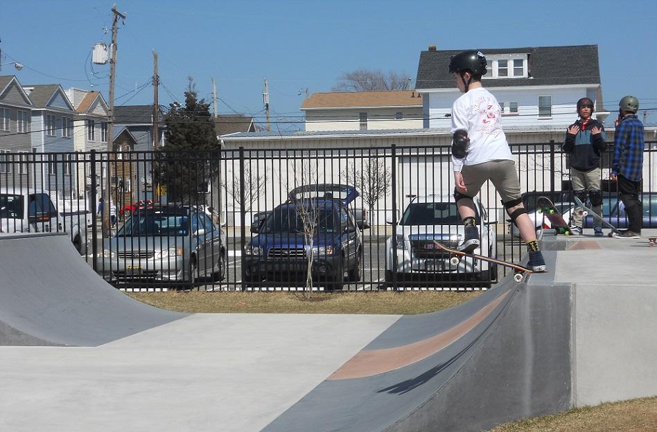 Flynn at the Skate Park.4