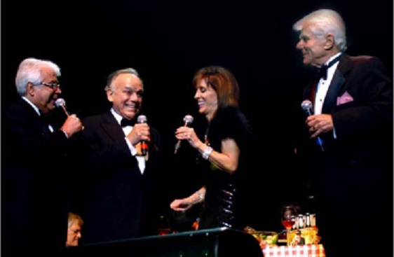 Now That's Italian! Jerry Vale, Julius LaRosa, Deana Martin and Frankie Randall