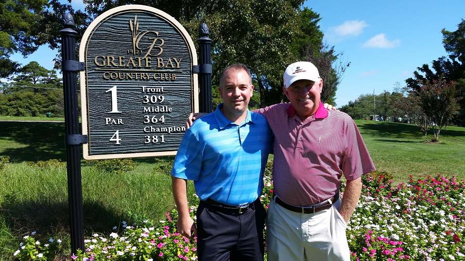 Greate bay country club s fall membership drive is in full swing