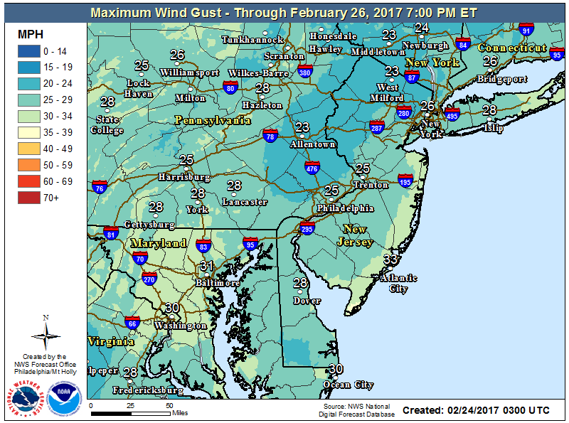Windy, but mild Saturday ahead of FREEZING temperatures tonight