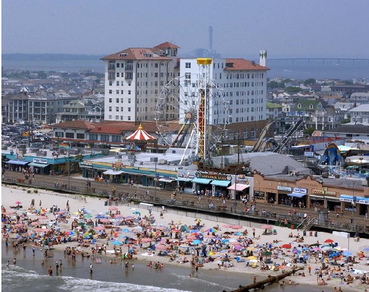 Five things you probably didn t know about the flanders for Ocean city nj fishing report