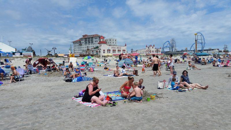 Ocean City Beach Patrol Chief