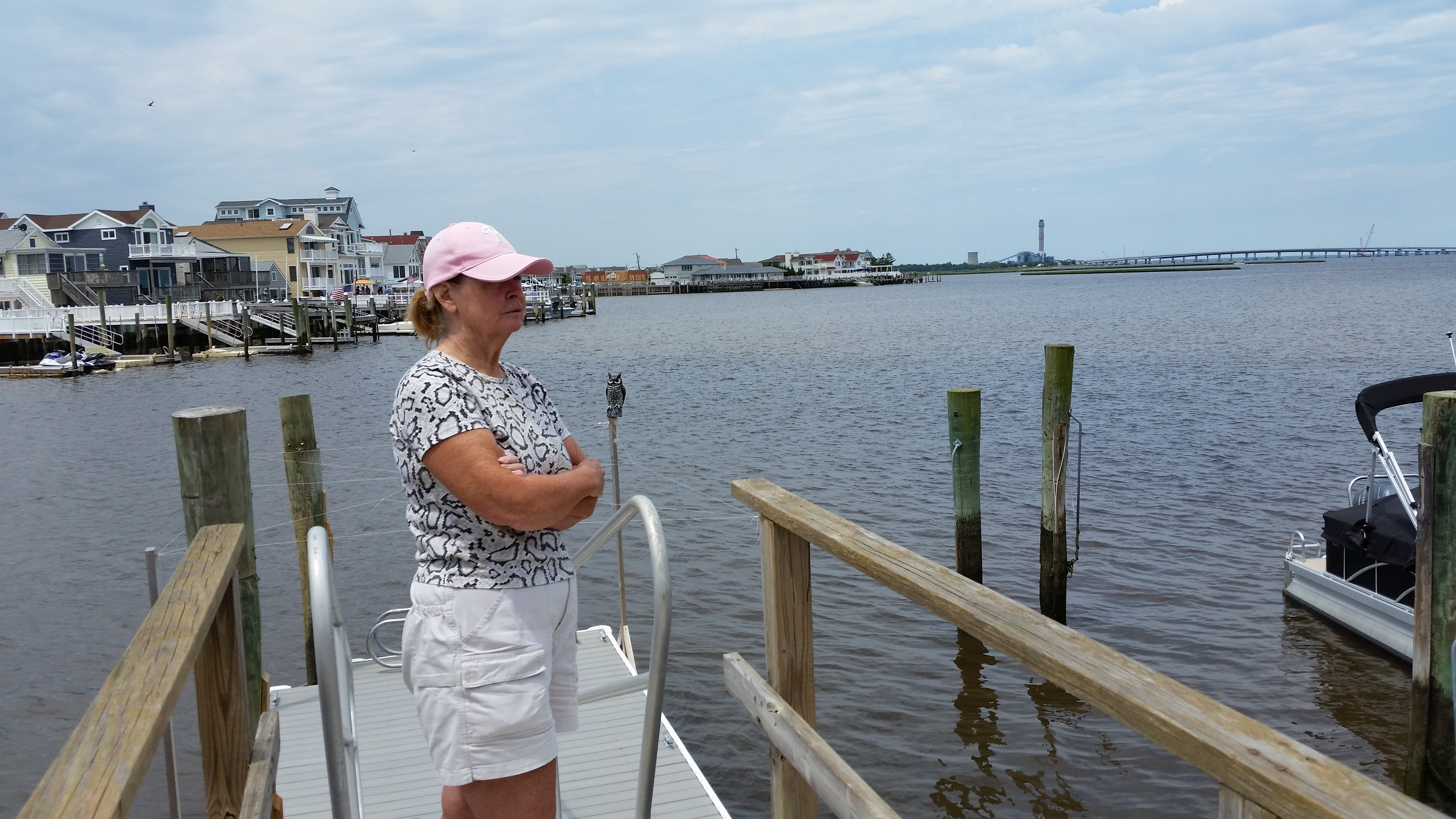 Ocean city announces three more bayfront areas for for Ocean city nj fishing report