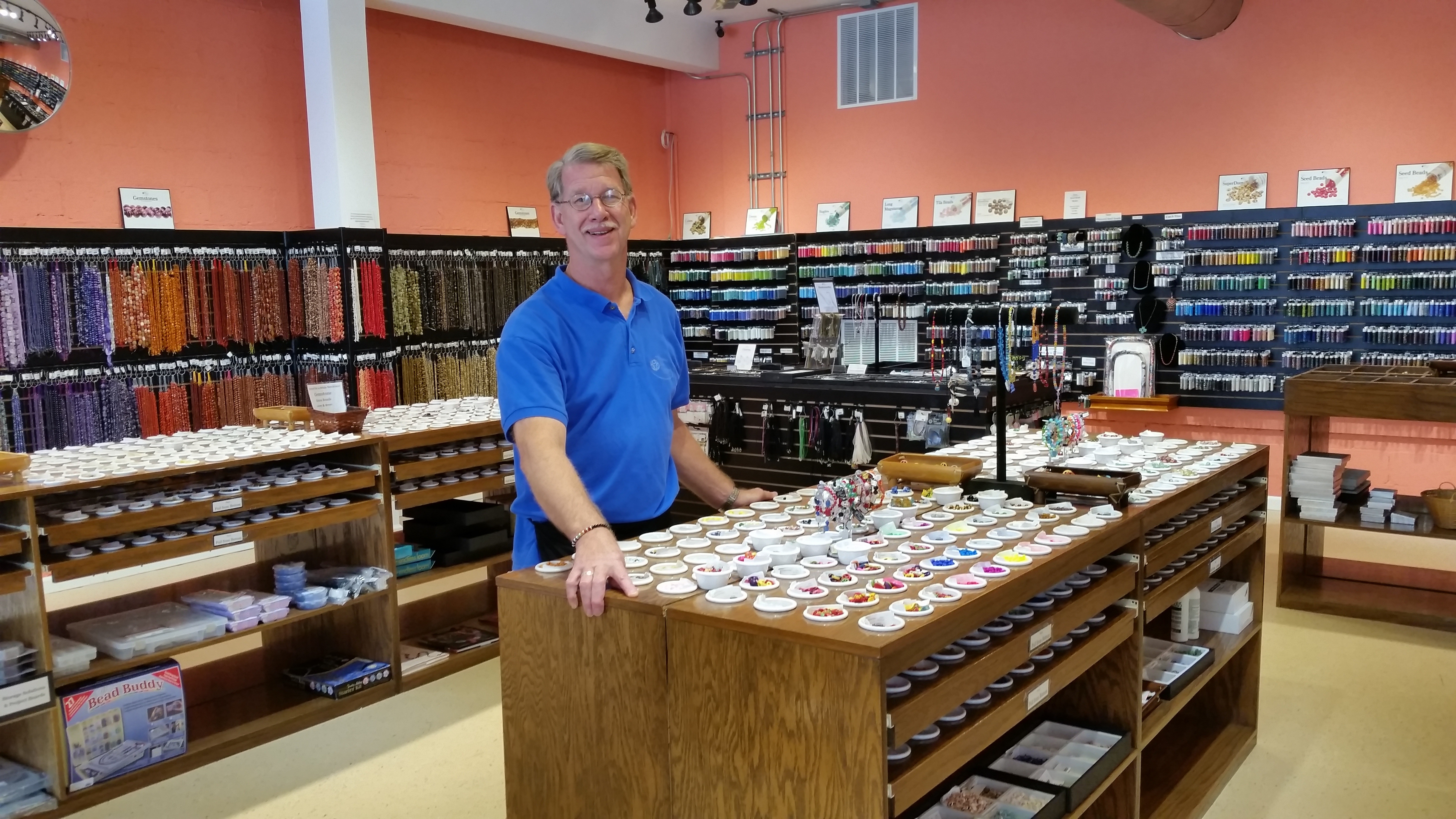 a5ca49752f5f7 Customers' Creations Shine at Potomac Bead Co. Store in Ocean City ...