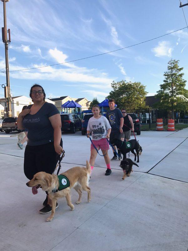 Seeing Eye Dog Puppy Raising Program