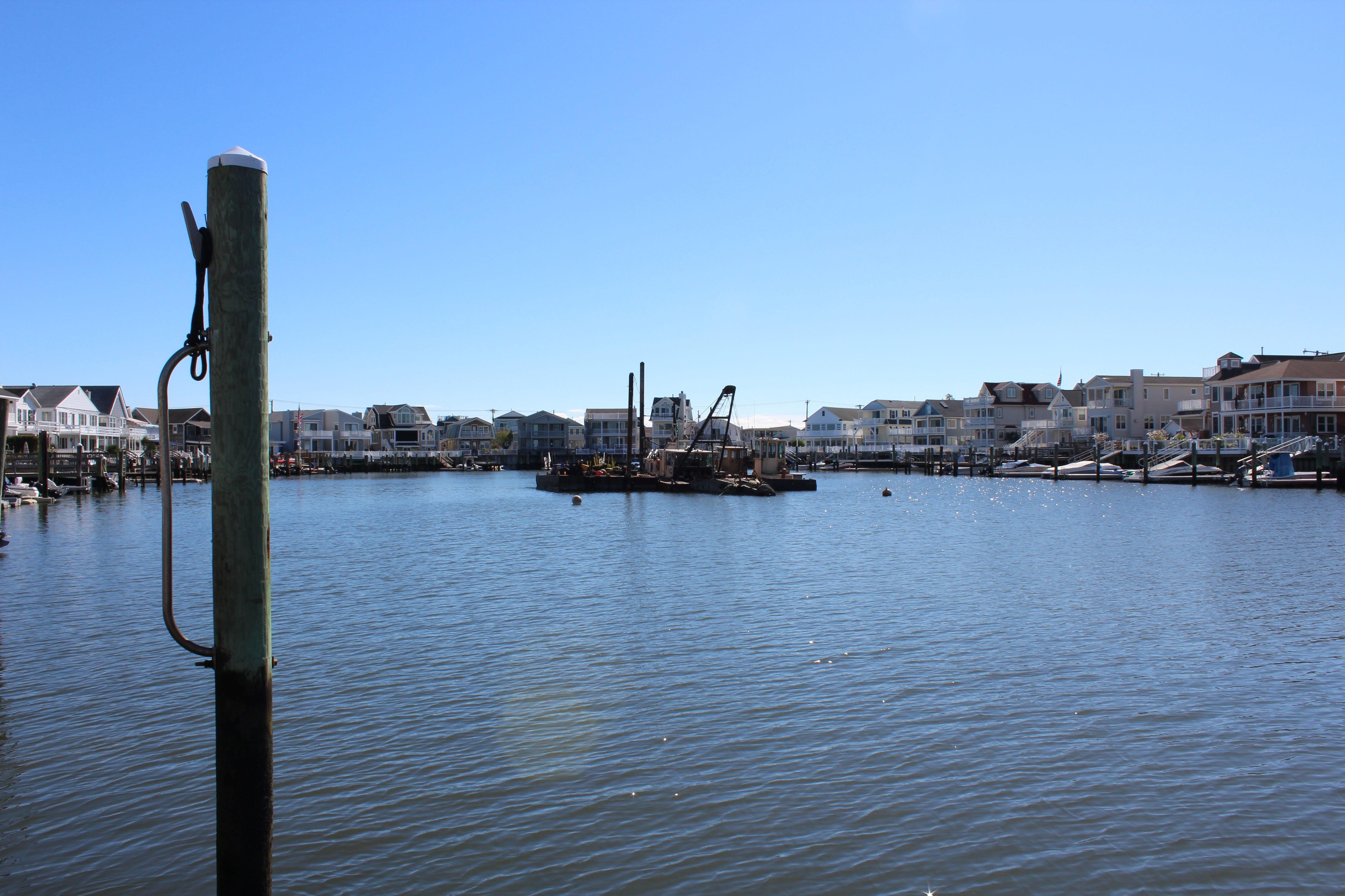 Dredging program to help boat slip owners on ocean city s for Ocean city nj surf fishing report