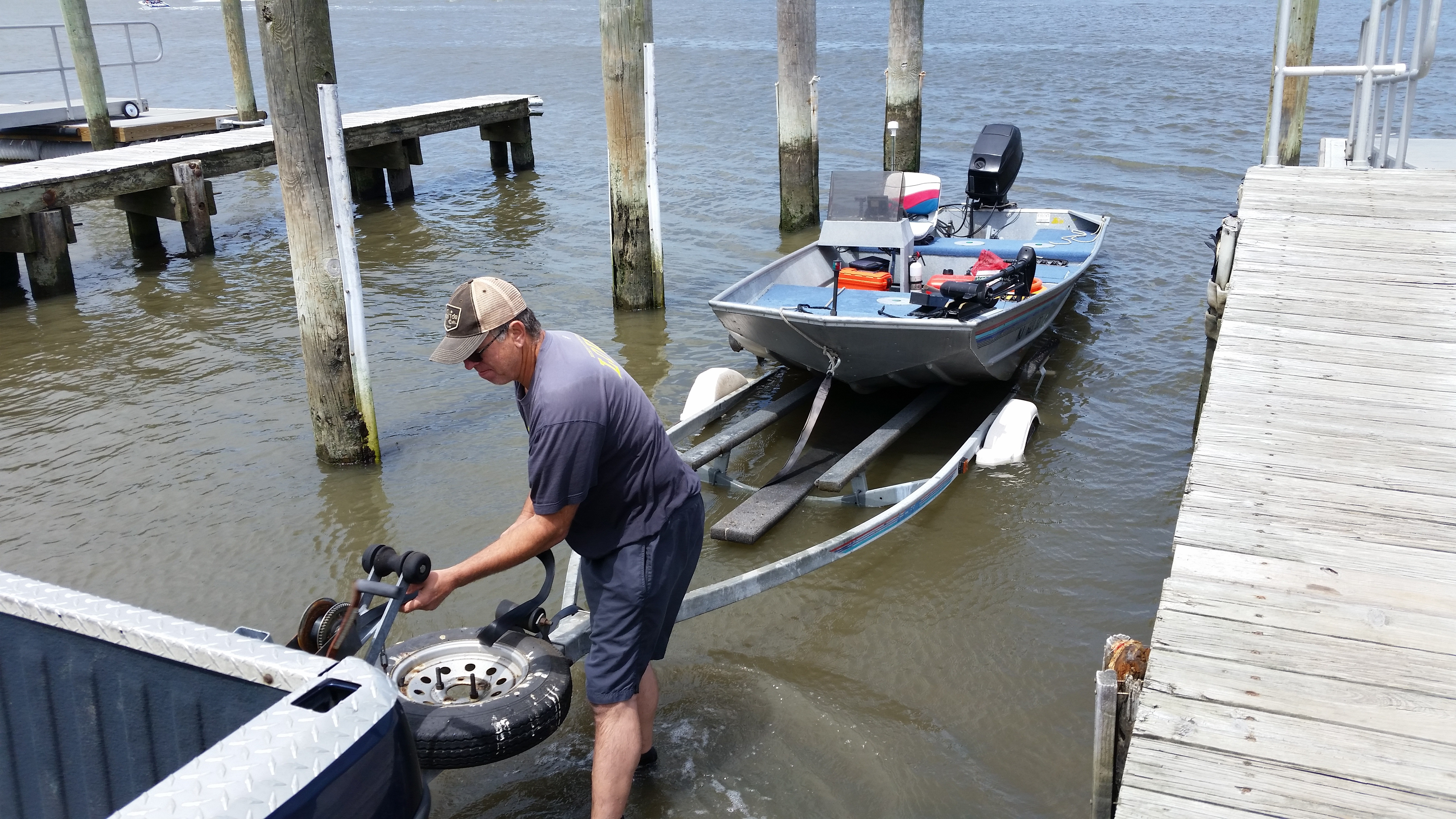 Ocean City Gives its Boat Ramp a Makeover | OCNJ Daily