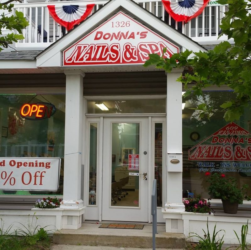 Donna\'s Nails in Ocean City Promises Relaxing Day of Beauty | OCNJ Daily