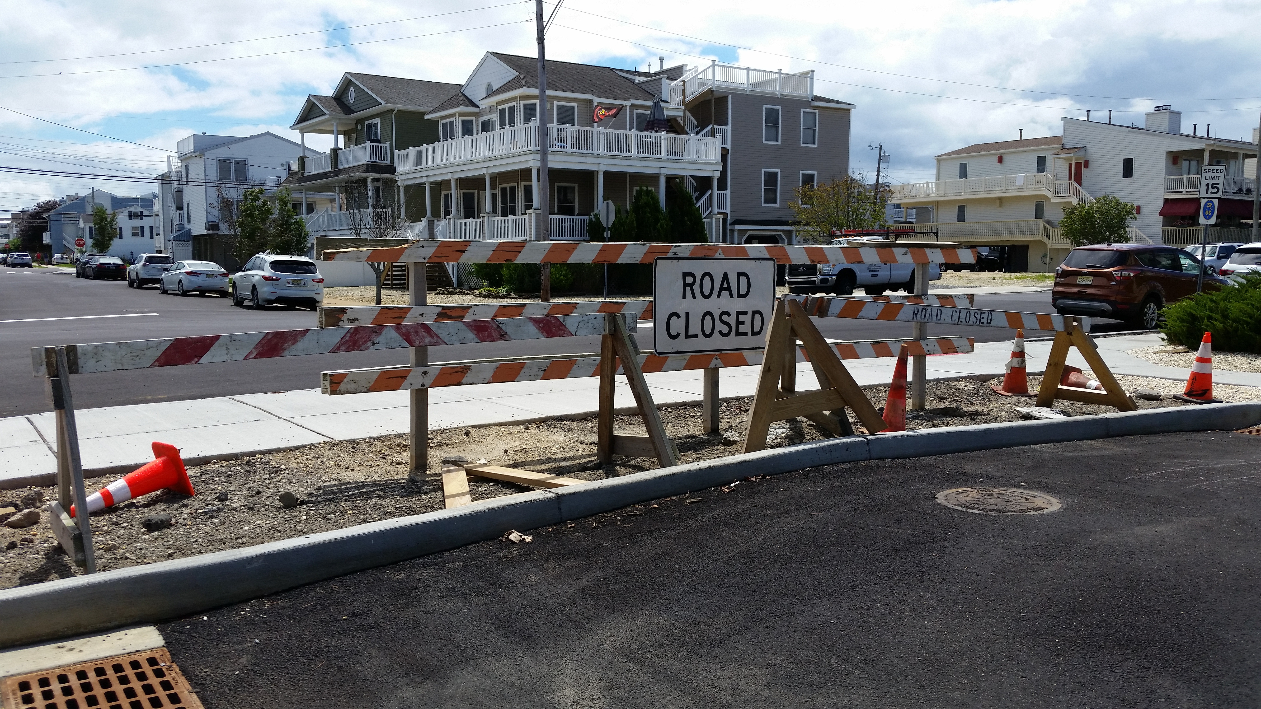 Ocean City Officials Remain Frustrated With Overdue Drainage Project ...