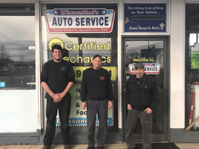 after 50 years wiesenthal s auto repair shop to close in ocean city ocnj daily. Black Bedroom Furniture Sets. Home Design Ideas
