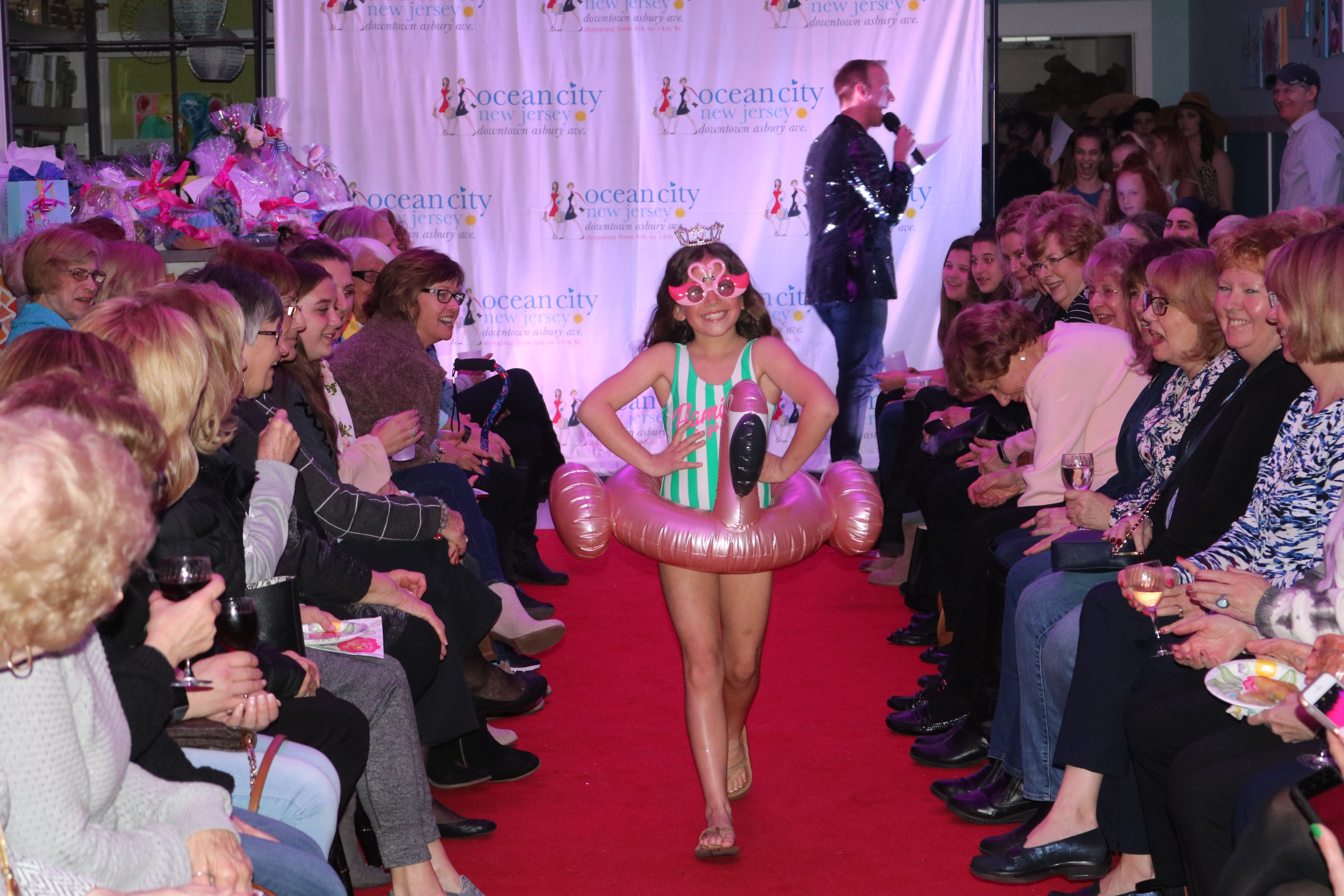 Styling At Ocean City S Girls Weekend Fashion Show Ocnj Daily