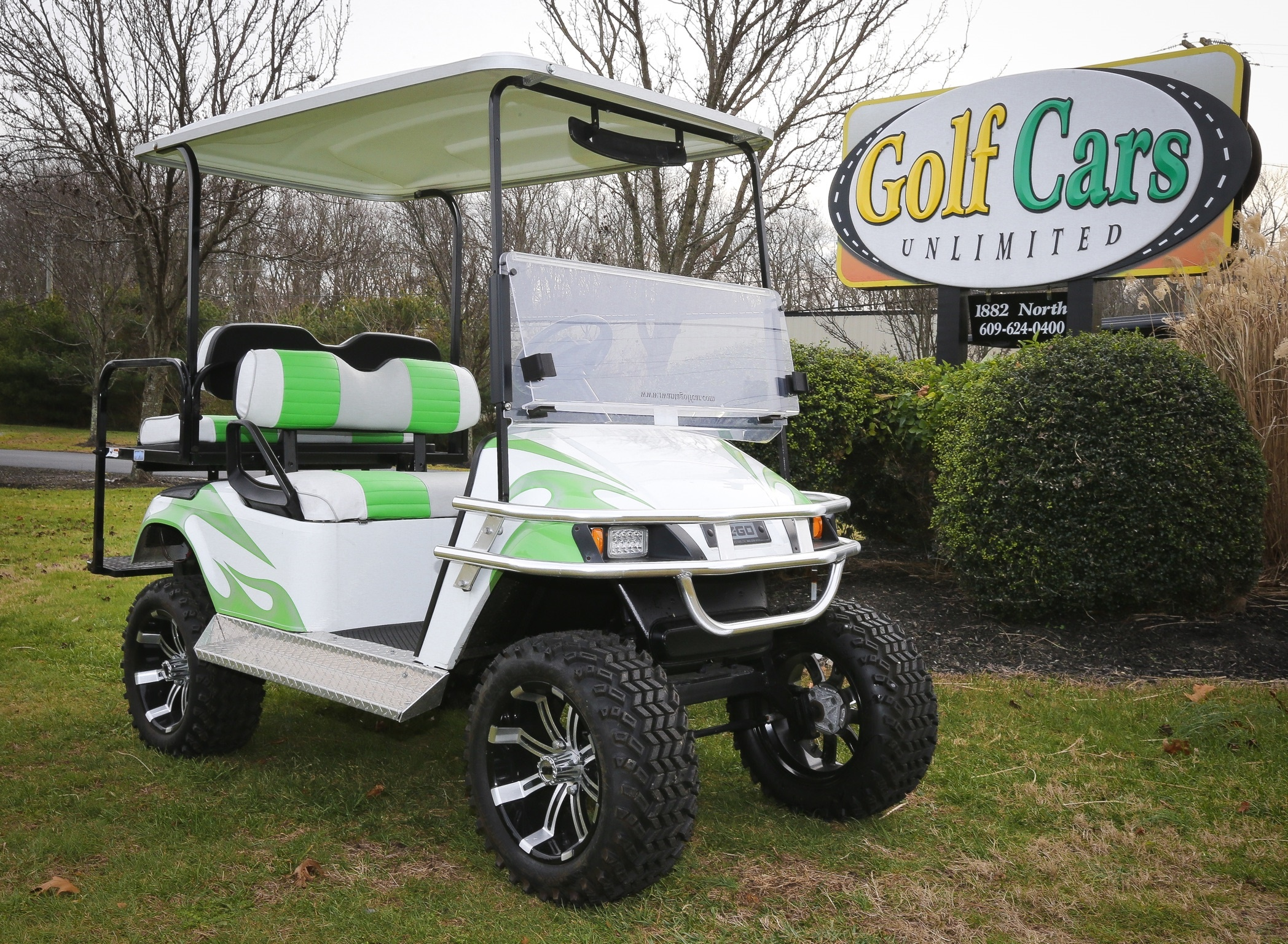 Low Speed Vehicles >> Golf Cars Unlimited Leading The Way In Low Speed Vehicles